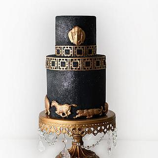 Inspired by my beautiful Africa - Cake by Art Sucré by Mounia