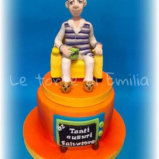 One Sunday morning - Cake by Le torte di Emilia