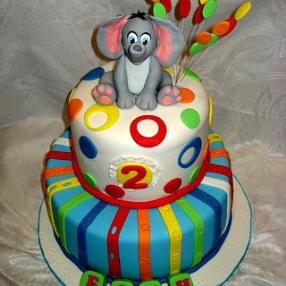 cake to Bojan - Cake by Svetlana Hristova