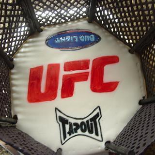 UFC Cage Cake