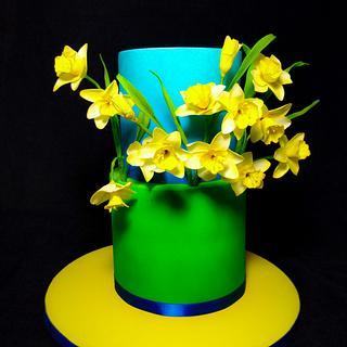 Spring Cake Fundraiser
