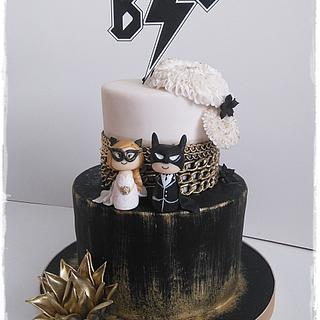 Wedding cake - Cake by Zuzana Kmecova