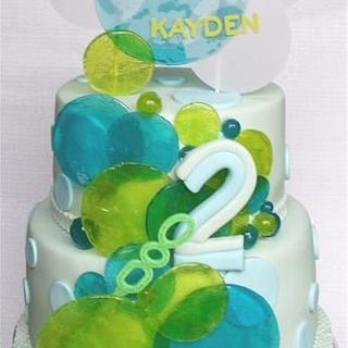 Bubbles for Kayden