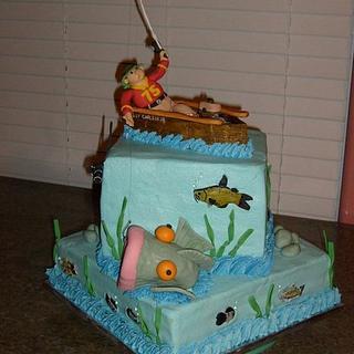 The Dilemma! - Cake by Pamela