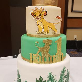 Epic Lion King theme Party