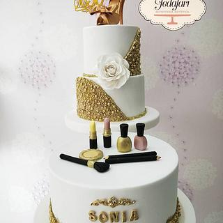 Torta edad dorada!!  - Cake by Enrique FARIAS