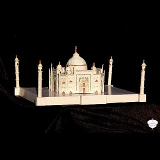 TAJ MAHAL-The epitome of love!!