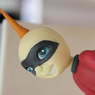 Disney Pixar Cake - Cake by Lilla's Cupcakes