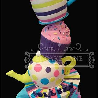 High Tea Mad-hatter
