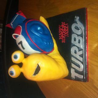 Disneys turbo cake