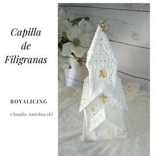 Royal icing chapel