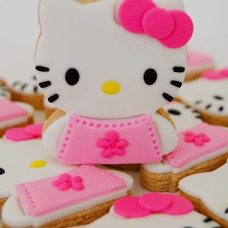 Hello Kitty..