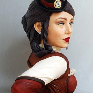 Lady Eugene, Steam Cake Collaboration