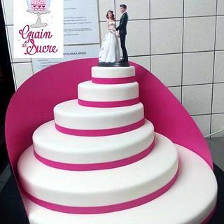 WEDDING CAKE - DESIGN