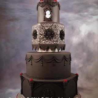 Gothic Wedding – Take Two