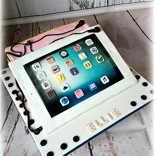 IPad - Cake by Julie, I Baked Some Cakes