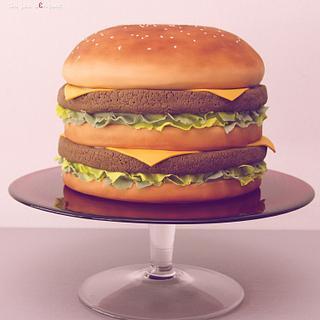 Sweet Big Mac