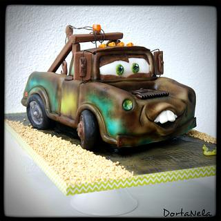 Hi, my name is MATER..;-)