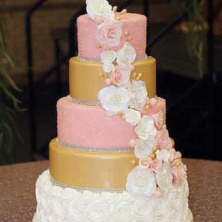 Quinceanera Cake - Cake by Cakes For Fun