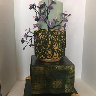 Jade Cake - Cake by Pogihekk44