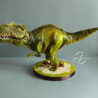 T-rex 3d