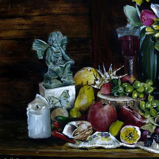 Still Life in Sugar