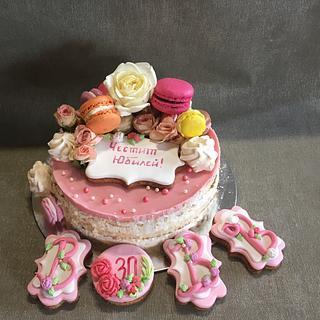 Lady's cake