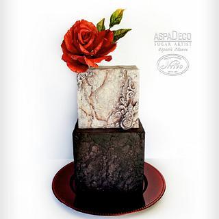 """""""Old Age Stone Cake"""""""