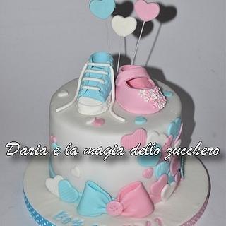 Boy or girl cake