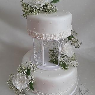 Wedding cake for my son!!!