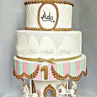 Corousel cake