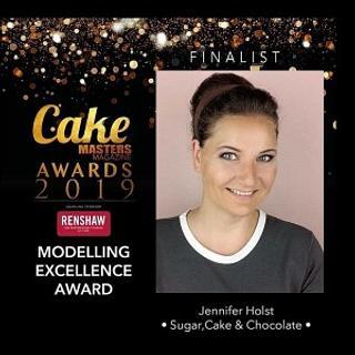 Jennifer Holst • Sugar, Cake & Chocolate •