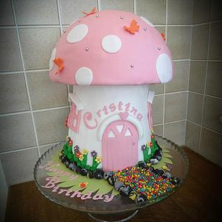 Fairytale Birthday Cake