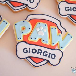 biscotti paw patrol