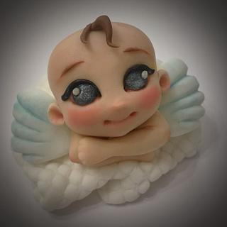 It's an angel 💙