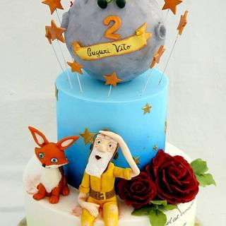 Little prince - Cake by Romina Haiek