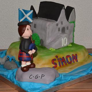 Scotland Cake, Catel Stalker