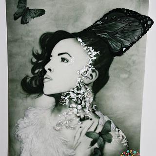 Avant Garde - Lady Butterfly