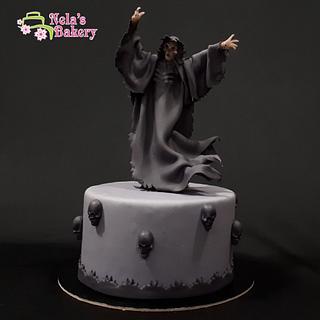 Dementor - Fantastic Creatures Challenge