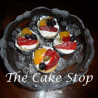 Mini Fruity treats!!