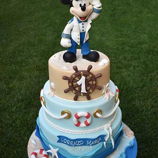 Commander Mickey Mouse