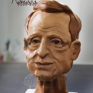 Life Size Face Sculpting By Purbaja B Chakraborty