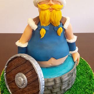 Olaf, the Viking