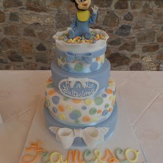 Baby Topolino  - Cake by MariaDelleTorte