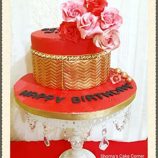 My pretty cake