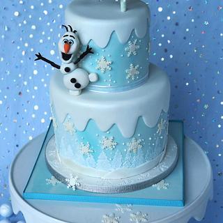 Isidora's Birthday Cake - Cake by Vavijana Velkov