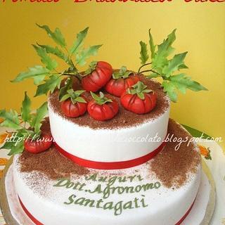 Tomato's Cake