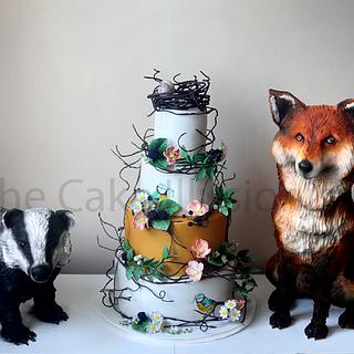 British Wildlife Typtic - All CAKE