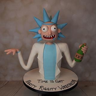 Rick: New Year's Eve Cake