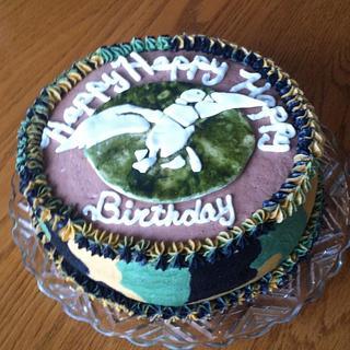 Duck Dynasty - Cake by Miranda Murphy